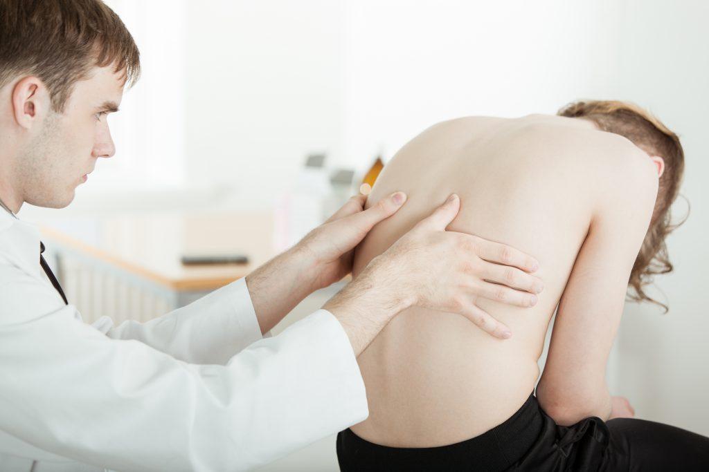 Dorn- wervelkolom therapie shiatsu- ameland